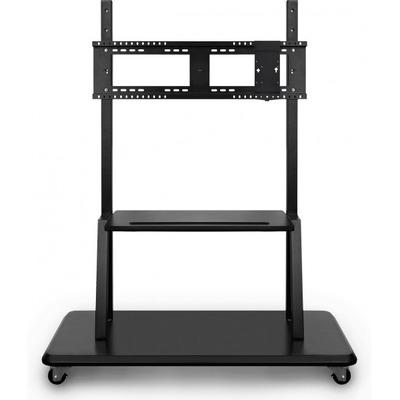 """Viewsonic 55-98"""", 900x600, max 120 kg, 1300x1600x650 mm TV standaard - Zwart"""