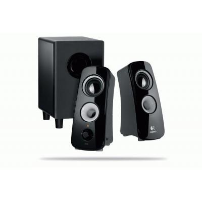 Logitech luidspreker set: Z323 - Zwart