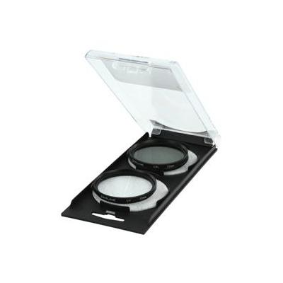 Camlink camera filter: UV & CPL Polarizer Twin Pack, 52mm