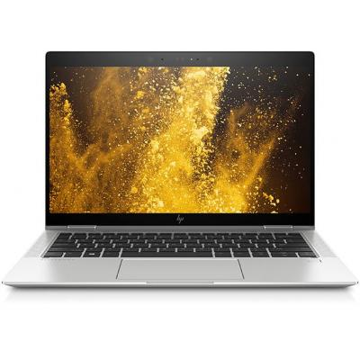 HP laptop: EliteBook x360 1030 G3 - Zilver