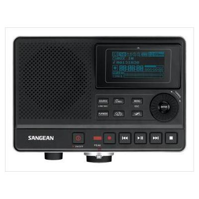 Sangean voice recorder: DAR-101 Digital MP3 Recorder