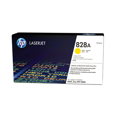 Hp drum: 828A - Geel