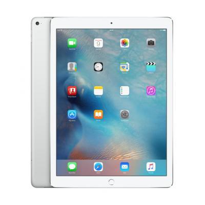 "Apple tablet: iPad Pro Wi-Fi + Cellular 128GB Silver 12.9"" - Zilver"
