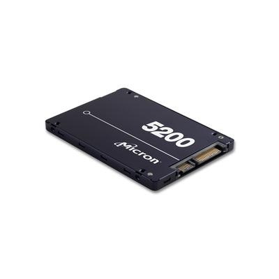 Micron 5200 PRO SSD - Zwart