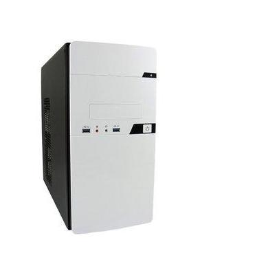 LC-Power 2003MW Behuizing - Zwart, Wit