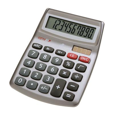 Genie 540 Calculator