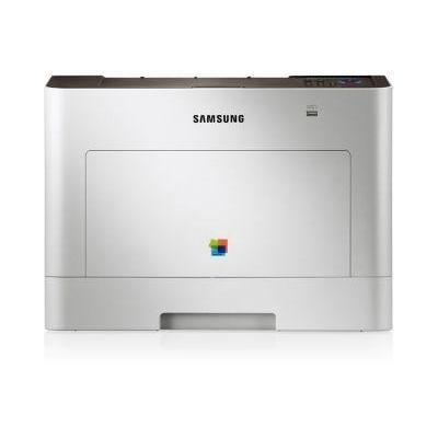 Samsung laserprinter: CLP-680ND Kleurenlaserprinter  - Zwart, Cyaan, Magenta, Geel
