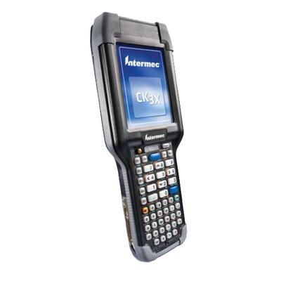Intermec CK3X - Alphanumeric PDA - Zwart,Grijs