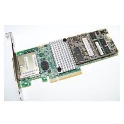 Lenovo raid controller: ThinkServer 9286CV-8e PCIe 6 Gb 8-port External SAS RAID Adapter by LSI