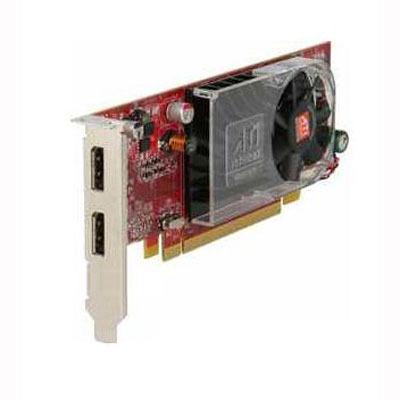 Dell videokaart: HD3450, 256MB DDR2, PCIe x16, DVI/VGA, DirectX 10