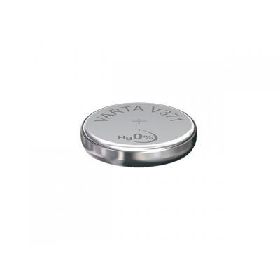 Varta batterij: -V371 - Zilver