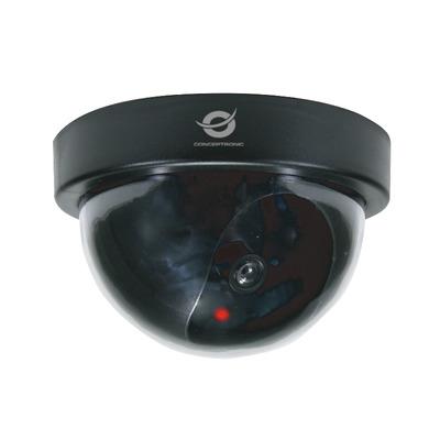 Conceptronic 2 x 1.5V AA, LED, 280g - Zwart