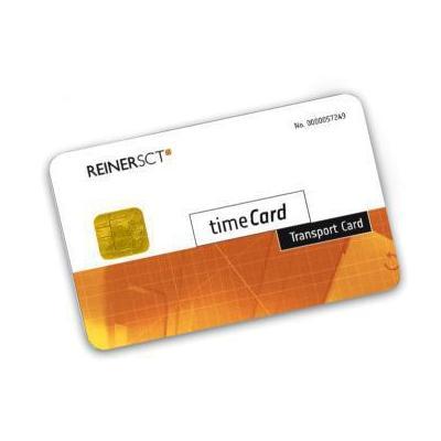Reiner sct smart card: TimeCard