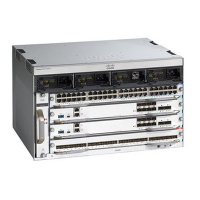 Cisco C9404R-48U-BNDL-E Netwerkchassis
