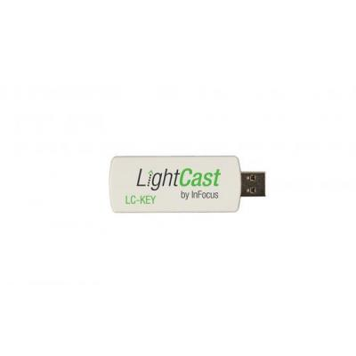 Infocus 0.34 kg, USB, 25.4 x 139.7 x 80.01 mm - Wit