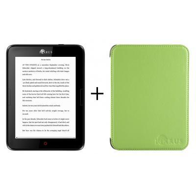 Icarus E654BK-BUGN e-book reader
