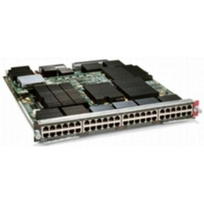 Cisco Express Forwarding 720 10/100/1000 Interface Module, Ref netwerk switch module