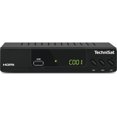 TechniSat HD-232 C Ontvanger - Zwart