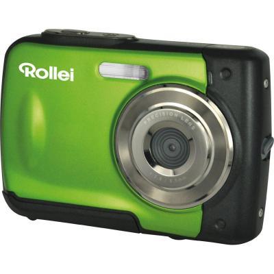 Rollei digitale camera: Sportsline 60 - Groen