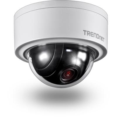 Trendnet TV-IP420P Beveiligingscamera - Zilver