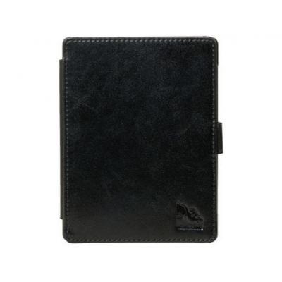 Gecko covers e-book reader case: Folio case for Kobo Glo HD, Black - Zwart