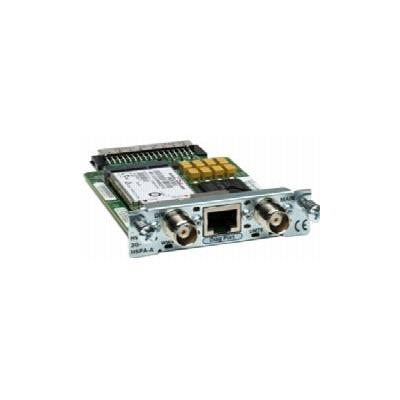 Cisco UMTS: 3G HWIC, ATT, HSPA/UMTS, 850/1900/2100, Quadband 2G