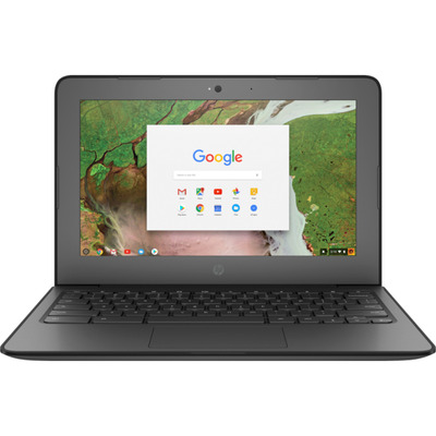 "HP Chromebook 11 G6 EE 11,6"" Celeron 4GB RAM 16GB eMMC Laptop - Grijs"