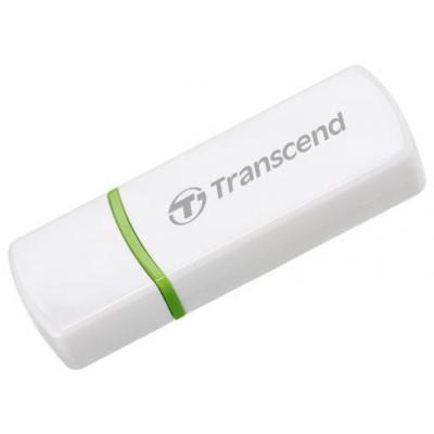 Transcend geheugenkaartlezer: P5 USB2.0 High Speed - Zwart