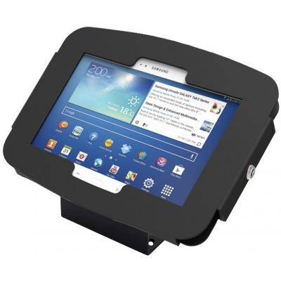 Maclocks : Space Galaxy Tab A Enclosure Kiosk - Fits Galaxy Tab A 9.7 - Zwart