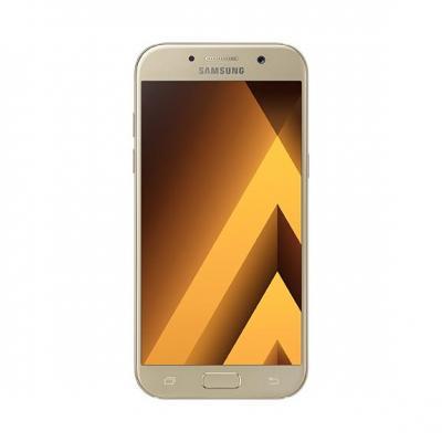 Samsung smartphone: Galaxy A5 (2017) - Goud 32GB