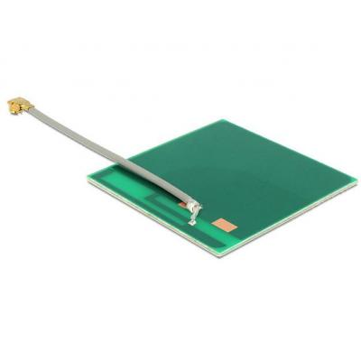 Delock antenne: MHF (I-PEX), 2.4 - 2.5 GHz, 2 dBi