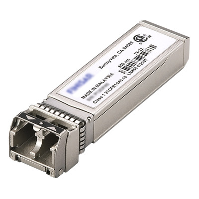 QNAP TRX-16GFCSFP-SR Netwerk tranceiver module - Zilver