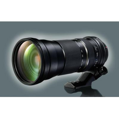 Tamron camera lens: SP 5-6,3/150-600 DI SO/AF USD