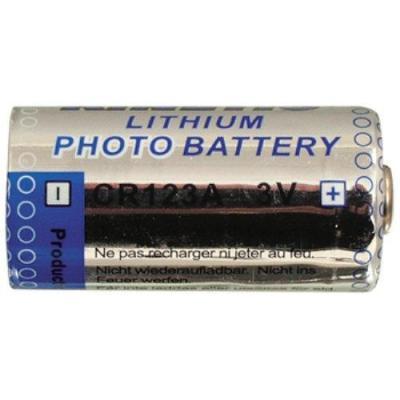 Kinetic Battery CR123A-1B batterij