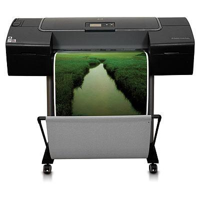 "Hp grootformaat printer: Designjet Z2100 24"" Photo Printer - Cyaan, Lichtyaan, Lichtmagenta, Magenta, Geel"