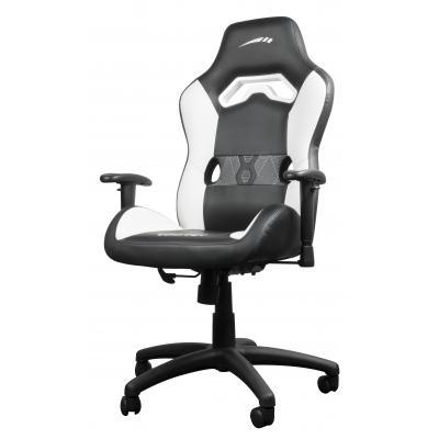 Speed-link hardware: Speedlink, LOOTER Gaming Chair (Zwart / Wit)