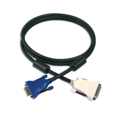 Cisco : DVI-A - VGA - Zwart