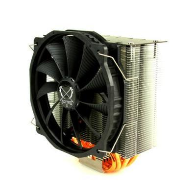 Scythe Ashura Hardware koeling - Zwart, Zilver