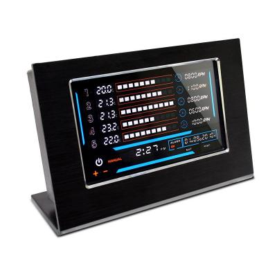 Nzxt ventilator snelheidcontroller: Sentry LXE - Zwart