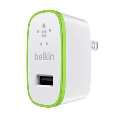 Belkin oplader: 10 W/2.1 A, USB 2.0 - Wit