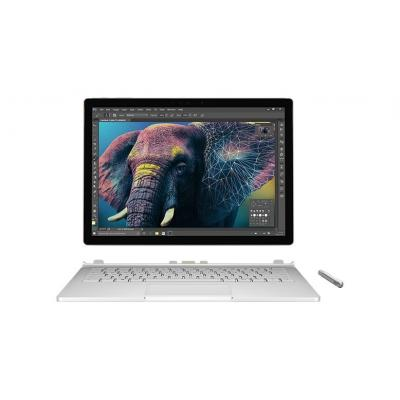 Microsoft laptop: Surface Book 128GB i5 8GB - Zilver