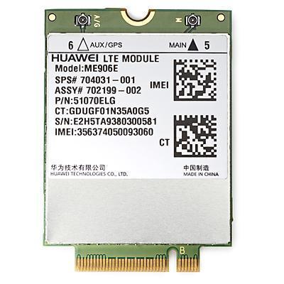 Hewlett Packard Enterprise E5M74AA netwerkkaart