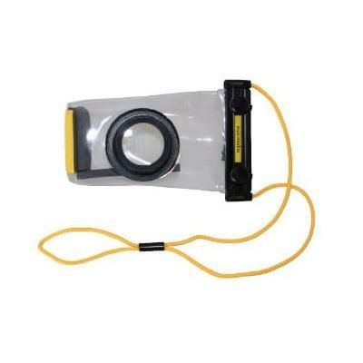 Ewa-marine camera accessoire: Underwater case for the Sony W1 - Zwart, Transparant, Geel
