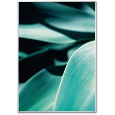 Sigel fotolijst: Lijst met diep profiel gallery, 70 x 100 cm, zilver