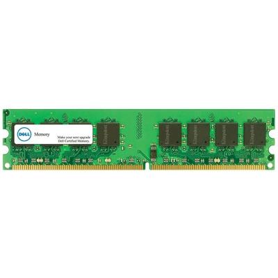 Dell RAM-geheugen: 4GB, DDR4 SDRAM, 2133MHz, Non-ECC, DIMM 288-pin, 1.2V - Groen