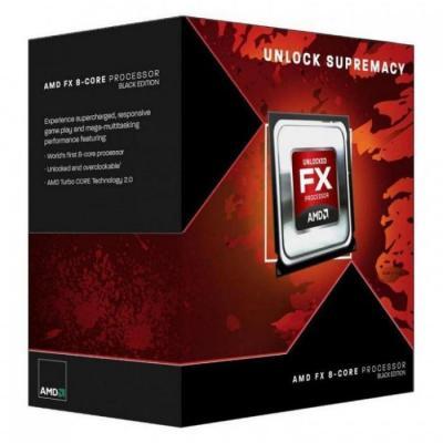 Amd processor: FX FX-8300