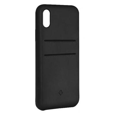 TwelveSouth RelaxedLeather Mobile phone case - Zwart