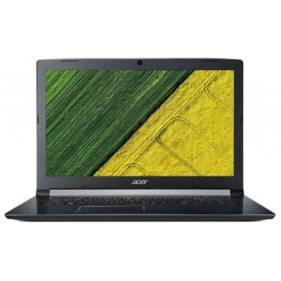 Acer laptop: Aspire A517-51P-80HN - Zwart