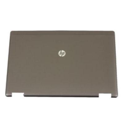 Hp notebook reserve-onderdeel: LCD Back Cover, Grey - Grijs