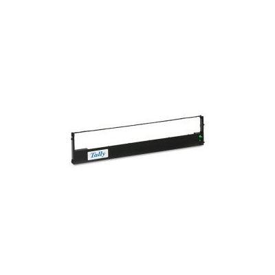 TallyGenicom 5Mio signs black nylon Printerlint - Zwart